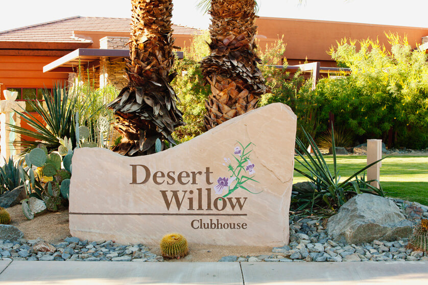 Desert Willow Golf Resort Palm Desert California