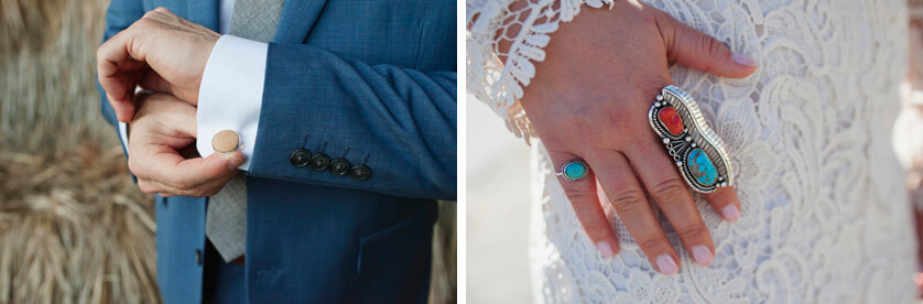 Wedding details, Palm Springs Photographer