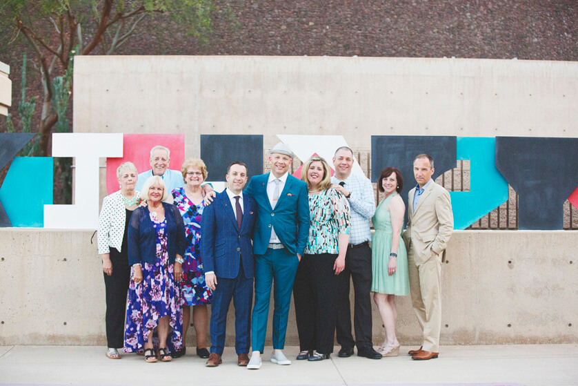 Family Formals Palm Springs