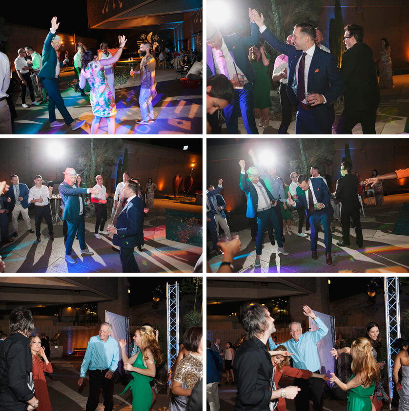 Wedding reception California Photographer