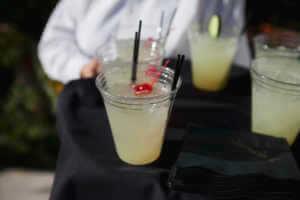 Drinks, cocktails, Spencers, Palm Springs