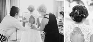 Bridal, Bride, prep, Black and white, Photography, Documentary, Weddings, California