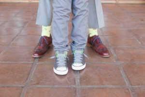 Converse, All Star Converse, Grey, green, ring bearer, style, Coachella Valley, Weddings, Photographer, Photography