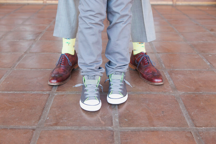 Converse, All Star Converse, Grey, green, ring bearer, style, Coachella Valley, Weddings, Photographer, Photography