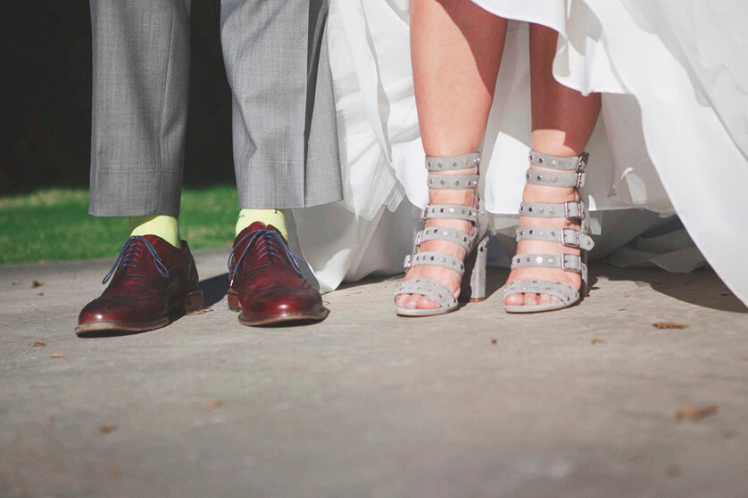 Wedding shoes, sexy, Brides shoes, Grooms socks, Details