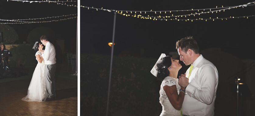 Bride and Groom, First Dance, California, Indian, Wells, Miramonte, Resort, Coachella Valley