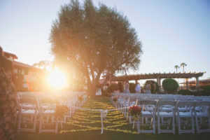 Indian Wells, Ceremony, Lawn, Sunset, Olive tree, perfect, venue, California, Photography