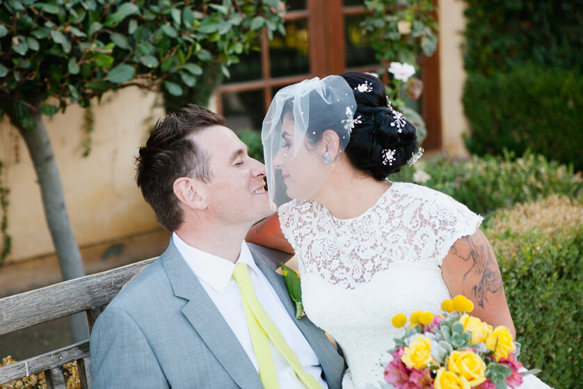 Wedding, first look, Photographs, photos, pics, color, bouquet, sweet, Indian Wells