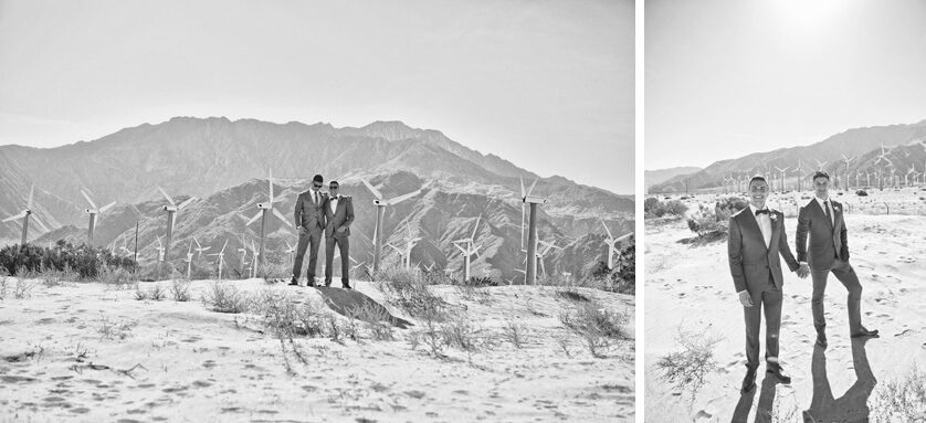 Outdoor portraits, Grooms, full sun, harsh light, pretty, Photographer Palm Springs