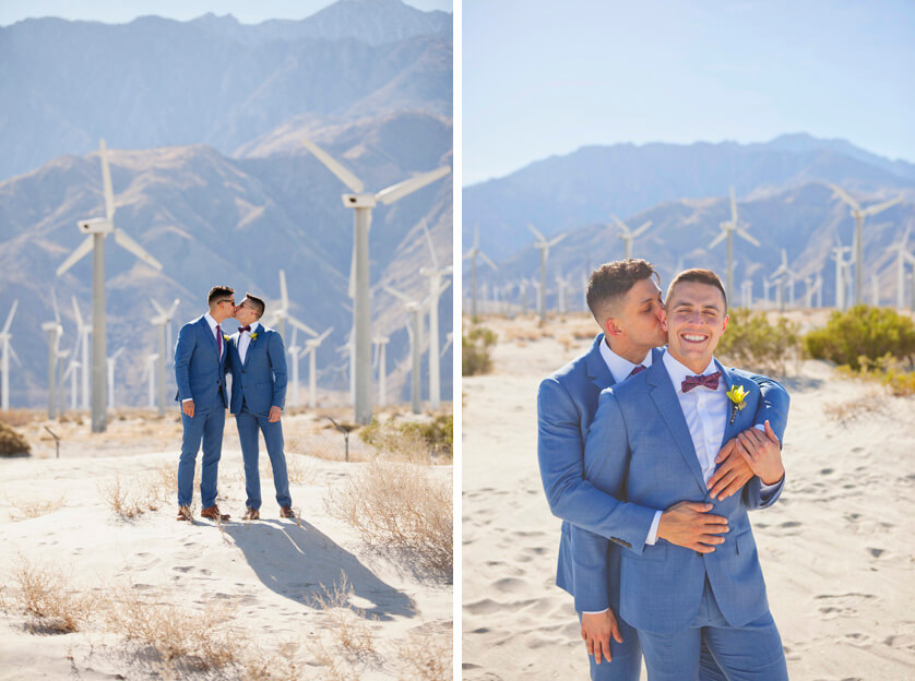 Love is Love, Weddings, Palm Springs, Iconic photographer, PS photographer, Palm Springs Wedding Photographer, Desert, harsh light