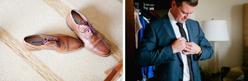 Groom prep, Ritz, Rancho Mirage, Justin, groom shoes