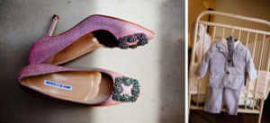 Manolo Blahnik, Pink Wedding shoes, sparkly Manolos, Ritz