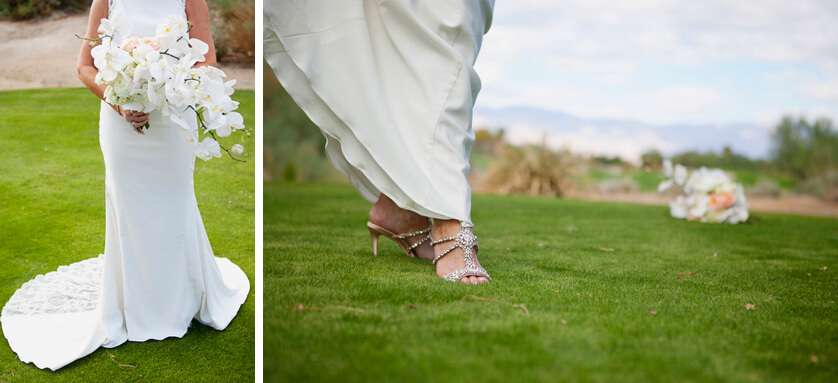 bride details, bouquet, shoes