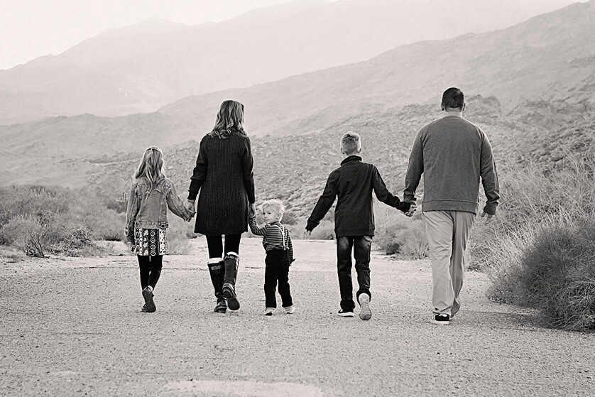 Family photos, PS
