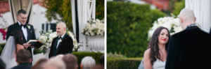 Wedding ceremony, Avalon Palm Springs