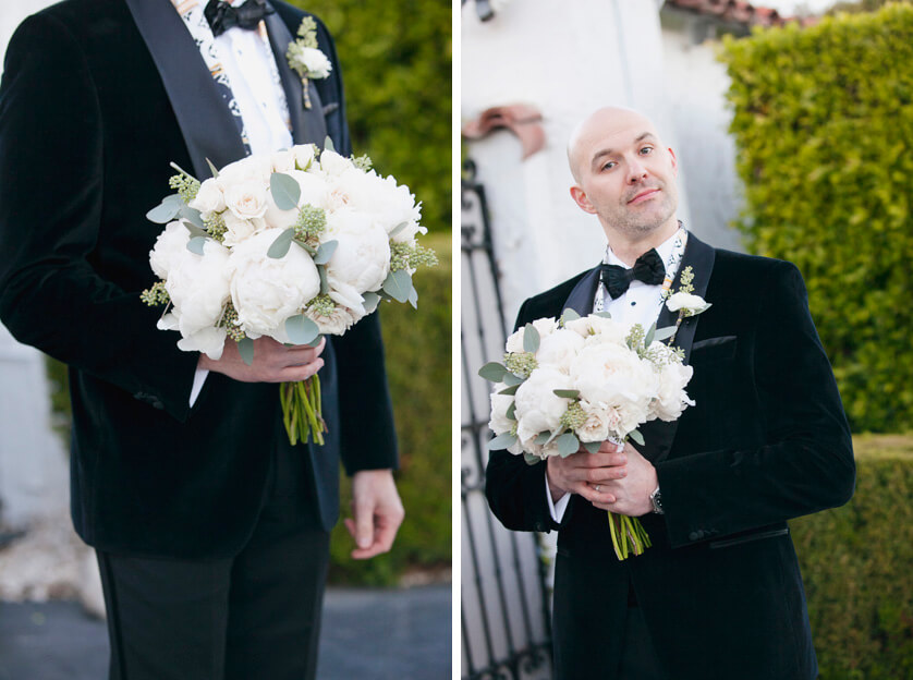 fun and silly candids of the groom