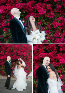 Wedding Portraits, Palm Springs