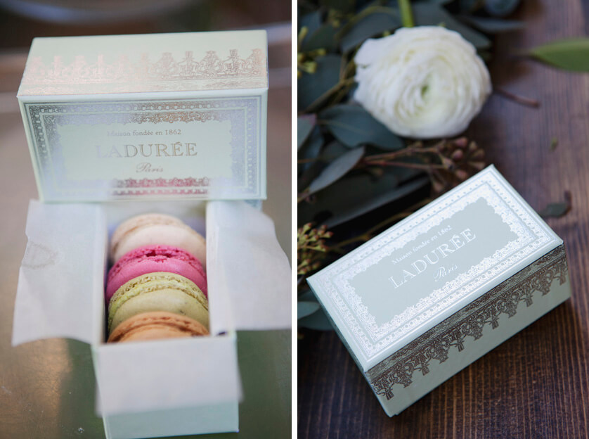 French Macarons, ordered from France