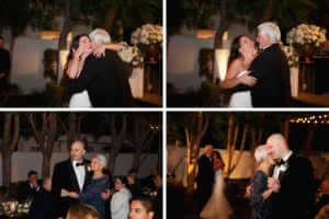 Parents first dances