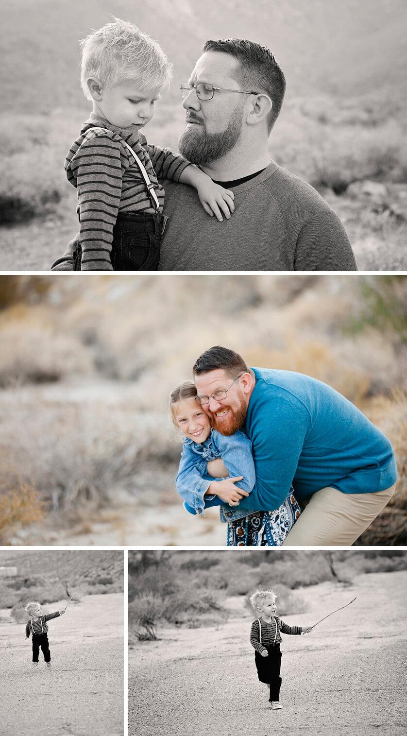 Palm Springs, California, Family Photographer
