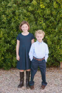 Children's portrait photographer, Palm Springs