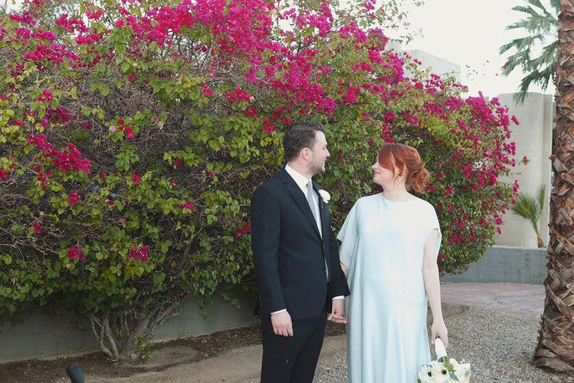 Wedding Portraits, Palm Springs