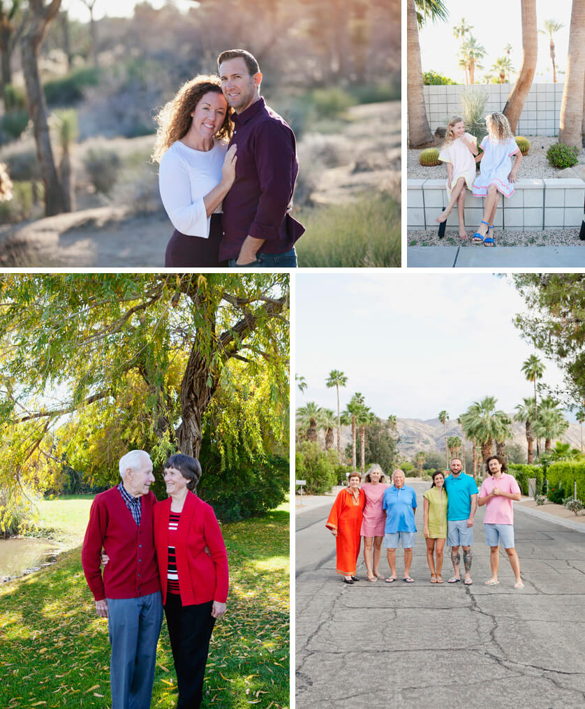 Family photography in the greater Palm Springs and Yucca Valley area
